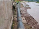 重庆专业管道漏水检测铁管 PE管 波纹管等管道检测