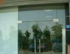 西安钢化门,地弹门,合页门,维修