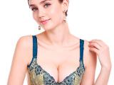 美容院专业调整型内衣波斯风情小胸加厚超聚拢按摩文胸新品内衣