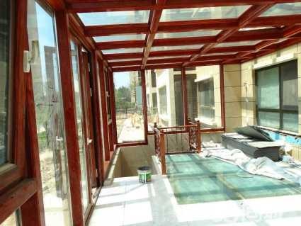 唐山断桥铝门窗价格 定做阳光房 免费量尺