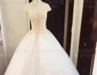 婚纱礼服新娘跟妆