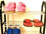厂家批发鞋架 3层简易鞋架 家用组合PP塑料鞋架 收纳架B3-0