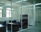 燕莎安装玻璃隔断安装维修玻璃门