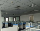 勒泰中心纯写字楼平层270平带家具高品质办公体验
