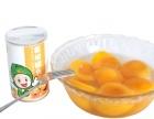 砀山优质黄桃罐头