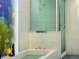 永川别墅工装设计公司告诉你防水壁纸在卫浴间的运用