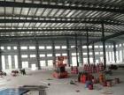 可分租桃花工业园10000平钢构单一层厂房,带行车