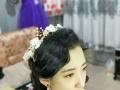 诺米新娘彩妆婚纱半永久纹绣