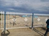 烏魯木齊鐵藝護欄 鋅鋼護欄 草坪護欄