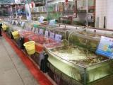 广州酒店海鲜鱼缸,广州宾馆鱼缸 广州大厅鱼缸