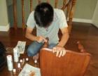 家具翻新,维修,床,衣柜木门,楼梯等修漆。补漆