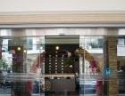 东莞安装钢化玻璃门 玻璃门维修 修门禁电子锁