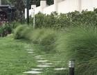 承接成都私家花园别墅园林景观设计施工建造 绿化养护