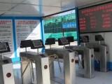 桥式三辊闸机工地门禁管理系统员工出入口刷卡考勤三辊闸