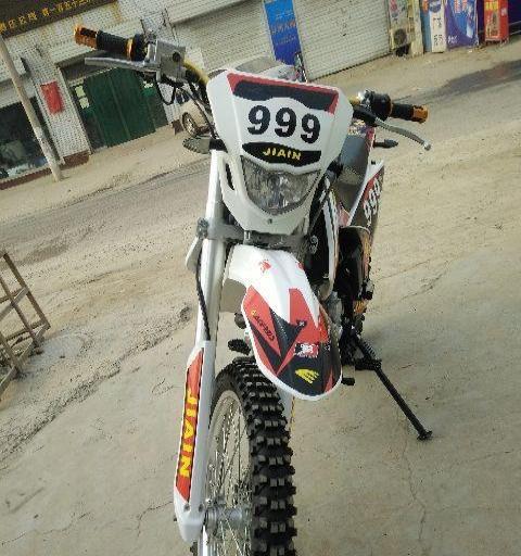 宗申250越野摩托车