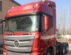 山东出售二手欧曼GTL双驱牵引头430马力实地看车 包提档