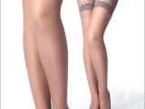 情趣丝袜高筒成人袜 纯色性感超薄13cm宽蕾丝花边长筒丝袜子67