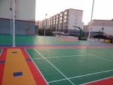 广东篮球场悬浮地板室外专用拼装地板厂家