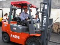 经销商三吨合力叉车价格最新报价3.2万