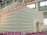 北京厂家户外大型充气帐篷,广告促销帐篷,防风防水充气方形屋