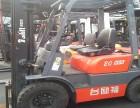 台励福2吨3吨内燃叉车出售9成新原装漆,二手叉车全国包邮保修