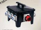 塑料插座箱 防水防爆配电箱工业组合插座箱便携式电源箱