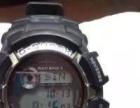黑色卡西欧光波智能手表原装正品九九成新低价售