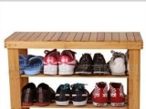 供应竹鞋架 竹鞋凳 宜家 楠竹换鞋凳 简易鞋架 组合鞋架 厂家直
