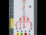供应安科瑞ASD100G开关柜智能测控装置 动态模拟图