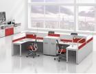 丰台区屏风隔断定做 隔断办公桌定做 办公家具定做