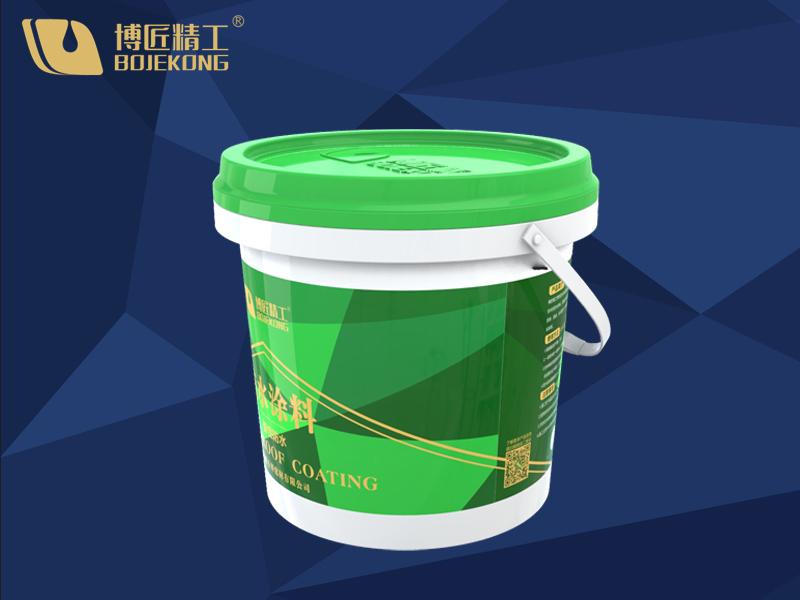 防水材料十大品牌,优质的弹性防水涂料找佛山新石界建材