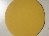 R-009  厂家直供优质圆盘砂/植绒砂纸片 家具、油漆面打磨磨