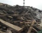 长期高价大量回收工地废旧木材,木方、多层板等