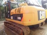 鄭州二手原裝卡特320挖掘機車齡二年工作時間2187小時