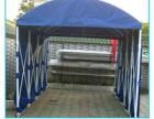 商丘喜阳阳遮阳篷伸缩蓬推拉蓬质量好价格低做工精细