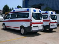 珠海私人救护车出租