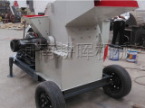 柴油式枝条粉碎机/柴油机木材削片机优质供货