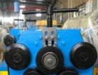 厂家直销电动立式角铁卷圆机3kw扁铁卷圆机3/4/5号角铁
