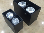 新款可调角度LED明装筒灯 10W18W