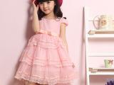童装女大童女装夏装2014新款女童连衣裙夏季岁小女孩裙子女宝宝