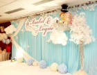 苏州疯狂婚礼气球布置惊喜只为她