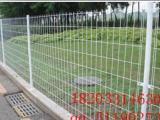 绿色安全隔离石家庄学校围墙用护栏、隔离栅