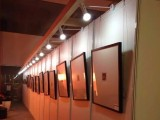 供应美术作品挂画展板租赁 北京摄影展板租赁