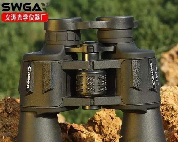 全新佳能20X50双筒望远镜 手持式 户外望远镜