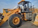 二手龙工装载机加长臂龙工50轮胎式铲车出售