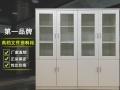 厂家直销办公书柜板式矮柜带锁 两门对开档案柜支持来图片定制