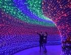 重庆大型灯光展灯光节 星空隧道love花海等灯光造型定制出售