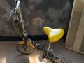 捷马折叠自行车