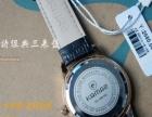 转让卡玛诗经典三表盘瑞士男表真皮商务休闲皮带男士石英手表