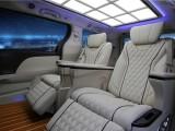 深圳丰田塞纳升级航空座椅沙发床全真皮包覆个性化定制
